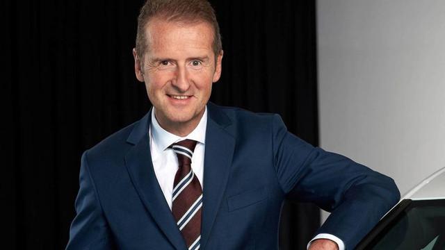 Volkswagen CEO'su büyük bir gafa imza attı