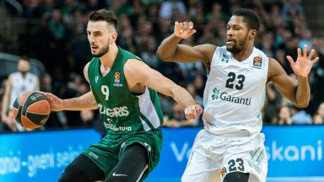 Zalgiris 94 - 67 Darüşşafaka Tekfen (THY Euroleague)