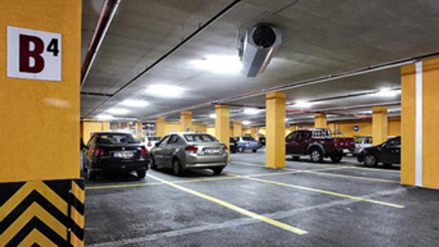 LPG'li araçlara AVM otoparkı kapıları açılıyor