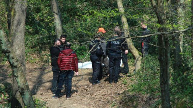 Belgrad Ormanı'nda ceset bulundu