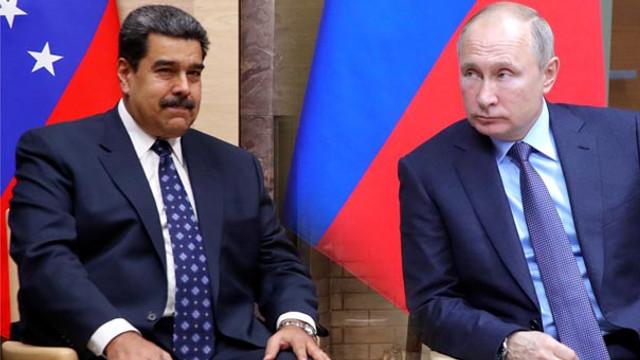 Venezuela'ya asker sevkiyatı iddiası