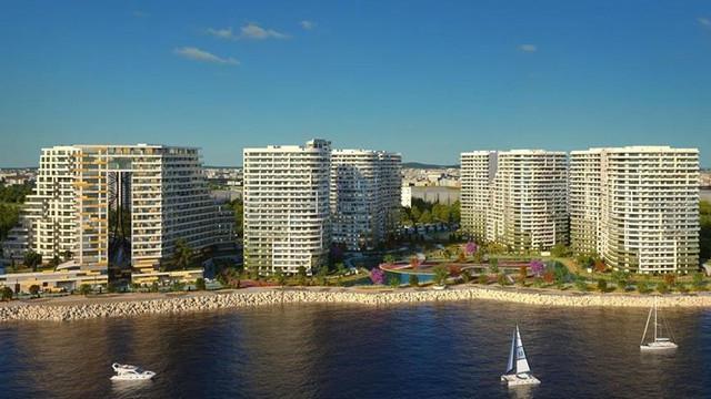 Katarlılar İstanbul sahilinde bir dev inşaata daha başlıyor
