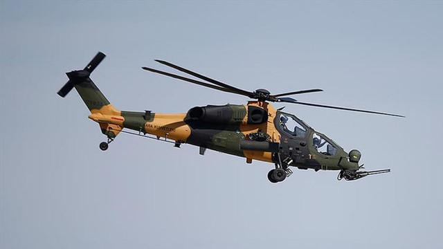 T129 Atak helikopteri Brezilya'da !