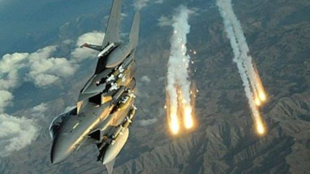 İsrail bu sefer Suriye'yi vurdu !