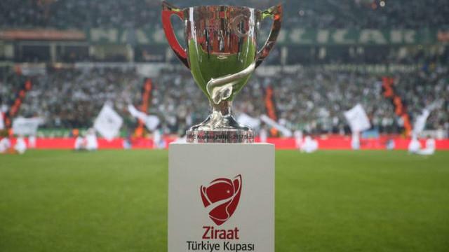 Ziraat Türkiye Kupası'nda yarı final maçlarının programı belli oldu