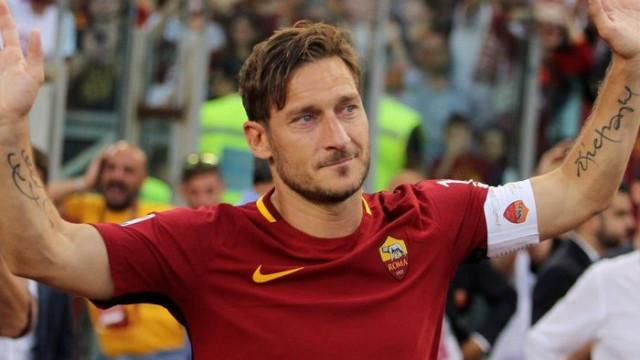 Totti: Eğer Roma'dan ayrılmayı seçseydim sadece R. Madrid'e giderdim