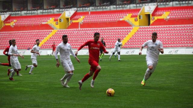 Kayserispor 1 - 2 Adana Demirspor (Hazırlık maçı)