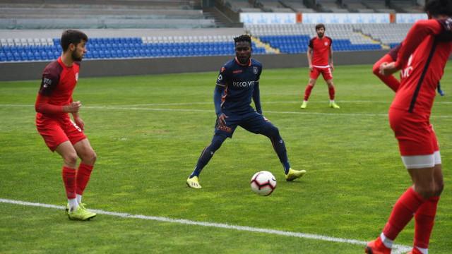 Medipol Başakşehir 1 - 2 Pendikspor (Hazırlık maçı)