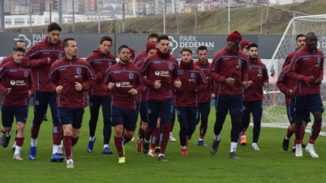Trabzonspor ilk yarı performansını aşmak istiyor