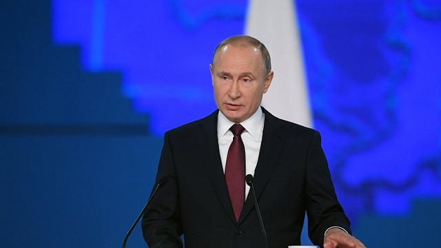 Putin'in imzası sonrası NATO'dan tehdit