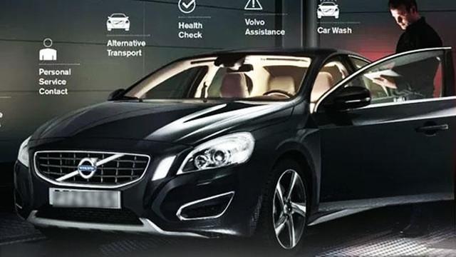 Volvo otomobillere hız sınırı geliyor