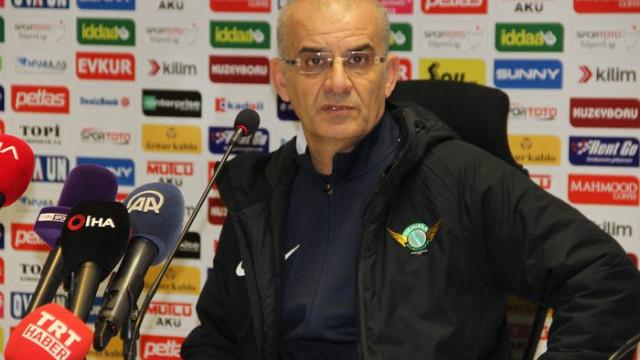 Ercan Kahyaoğlu: Takım moral buldu ve önünü görmeye başladı