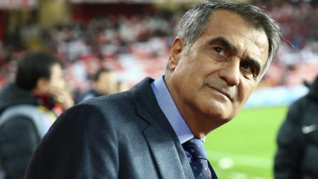 TFF, Şenol Güneş'in Arnavutluk ve Moldova maçlarında takımın maçında olacağını açıkladı