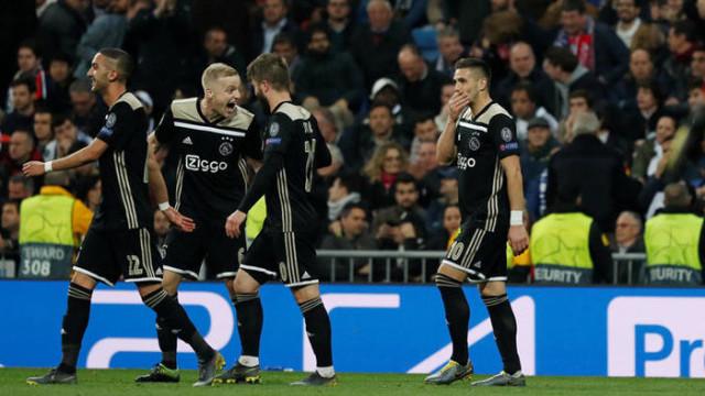 Real Madrid dağıldı! Tarihi yenilgi