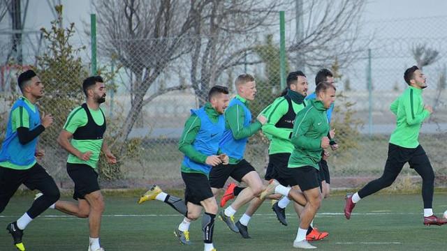 Konyaspor'da Beşiktaş maçı hazırlıkları başladı