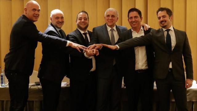 Euroleague Başantrenörleri Konseyi kuruldu