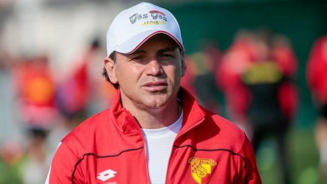 Tamer Tuna: Göztepe her maçı kazanacak bir takım