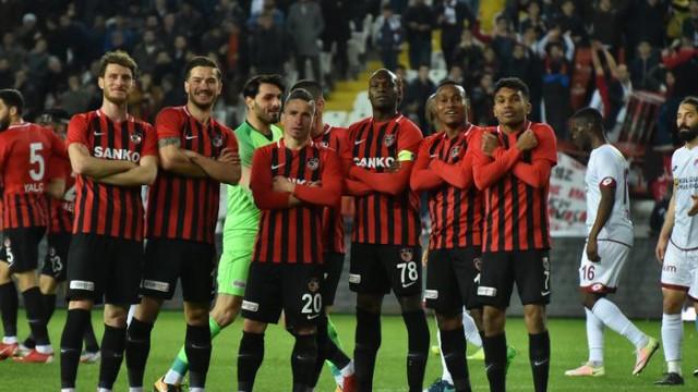 Gazişehir Gaziantep 2 - 0 Tetiş Yapı Elazığspor (Spor Toto 1. Lig)