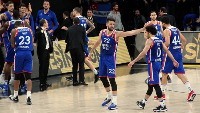 Anadolu Efes 92 - 70 Barcelona (THY Euroleague)