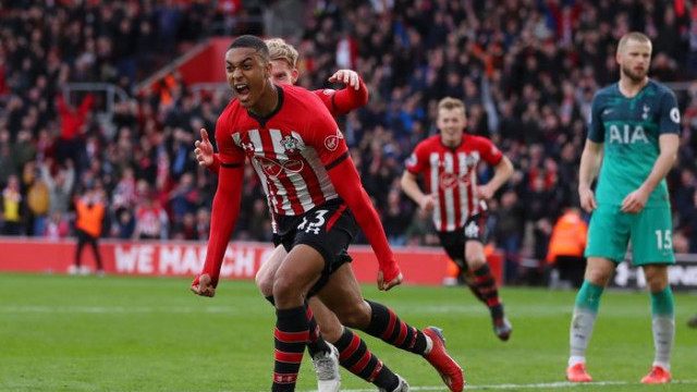 Southampton 2 - 1 Tottenham