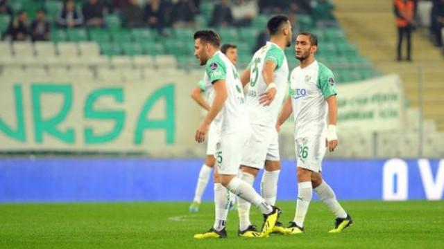 Bursaspor'da Tunay Torun dönüyor