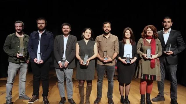 Metin Göktepe gazetecilik ödülleri sahiplerine verildi