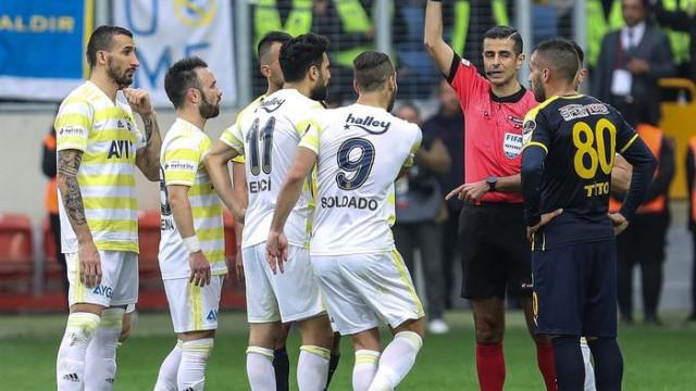 PFDK Mehmet Ekici'nin cezasını açıkladı!