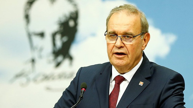 CHP'den Erdoğan'a: ''Sarayın kibirli kişisi''