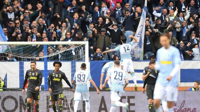 SPAL 2 - 1 Juventus