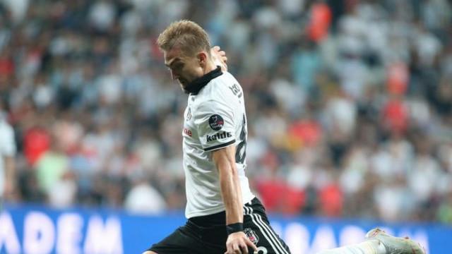 Beşiktaş'ta Caner Erkin, Sivasspor maçında yok