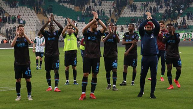 Trabzonspor emin adımlarla Avrupa'ya yürüyor