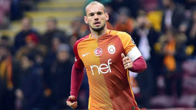 Sneijder'den Kadıköy itirafı: Kendimi güçsüz hissediyordum