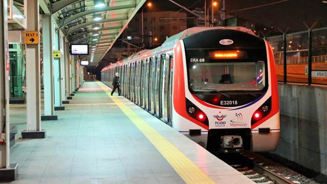İstanbullular dikkat ! Marmaray'a derbi düzenlemesi