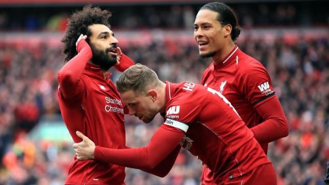 Liverpool 2 - 0 Chelsea