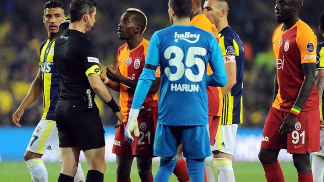 Ali Palabıyık'ın Fenerbahçe - Galatasaray derbisi raporu