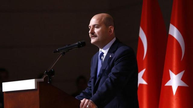 İçişleri Bakanı Soylu 'muhteşem' diyerek duyurdu