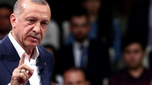 Erdoğan: ''Seçimler iptal edilmezse vicdanlar rahat etmez''