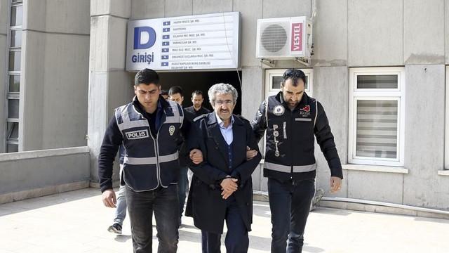 Eski ÖSYM Başkanı Demir'in gözaltı süresi ikinci kez uzatıldı