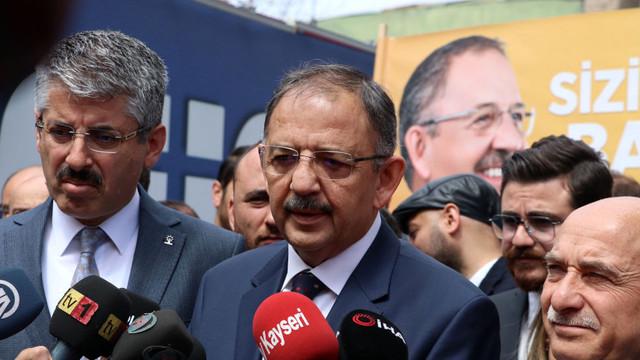 AK Parti'den şimdi de Ankara hamlesi: ''Keşke sandıklar yeniden sayılsa''