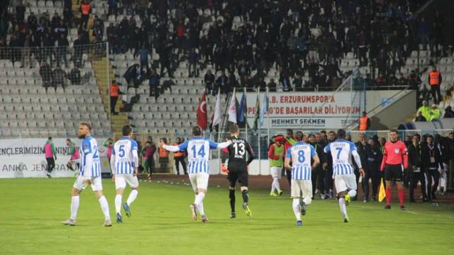 Büyükşehir Belediye Erzurumspor 2 - 1 Akhisarspor (Spor Toto Süper Lig)