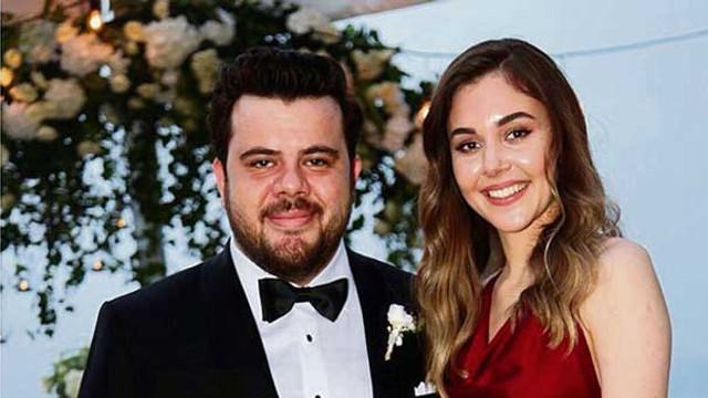 Eser Yenenler'in nişanlısı 3 haftalık hamile