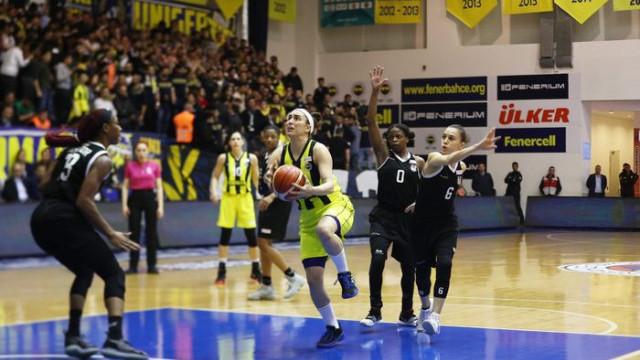 Fenerbahçe, Beşiktaş karşısında seride 1-0 öne geçti