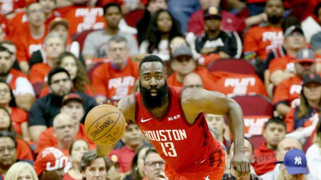 James Harden triple-double yaptı, Houston Rockets kazandı