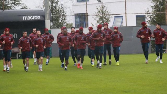 Trabzonspor Süper Lig'de seriyi sürdürmek istiyor