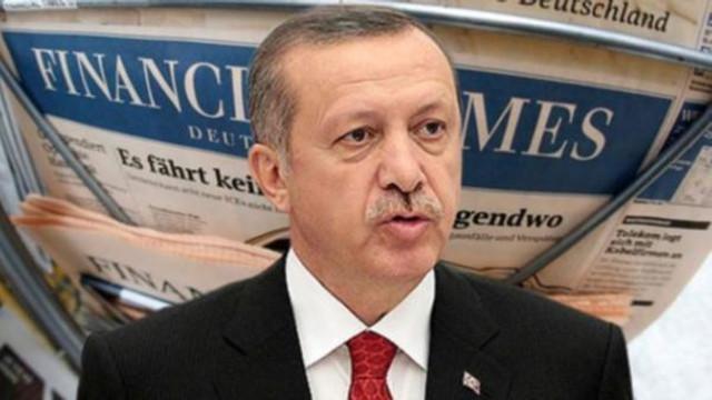 Erdoğan'dan Financial Times'a büyük tepki