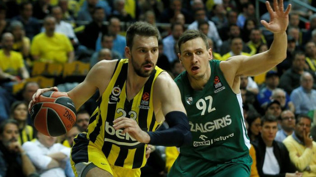Fenerbahçe Beko 80 - 82 Zalgiris (THY Euroleague play-off)