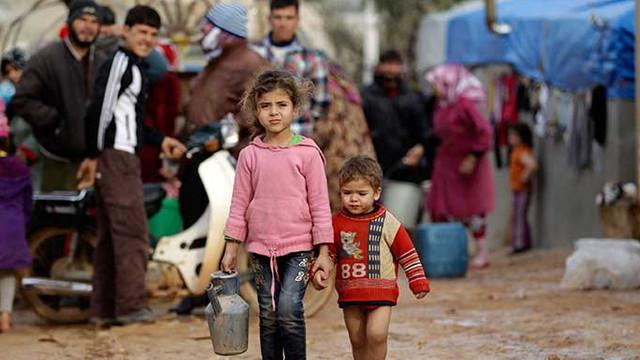 Türkiye'deki Suriyeli çocuklar ''eğitim dışı'' kaldı
