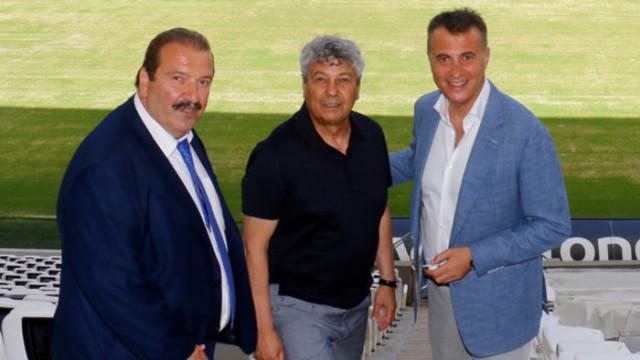 Fikret Orman, Mircea Lucescu'yla ilgilendiklerini doğruladı