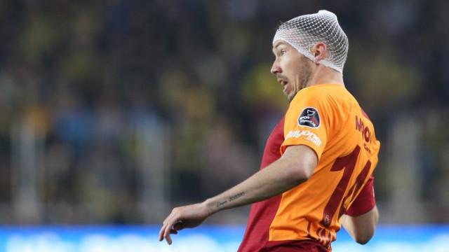 Martin Linnes Galatasaray'da 100. maçına çıkıyor