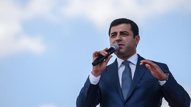 Demirtaş'tan seçim yorumu: ''Erdoğan yenilgiye uğradı''